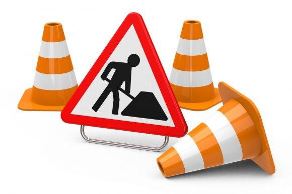 Travaux d'asphaltage sur l'autoroute 10 Est à Granby, Bromont et St-Alphonse-de-Granby